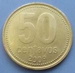 аргентинский сентаво 50а