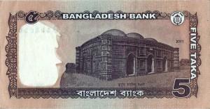 бангладеш така 5р