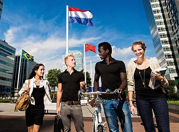 бизнес в Нидерландах