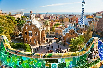 Барселона - привлекательна для туризма