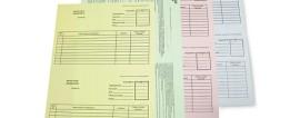 бланки строгой отчетности
