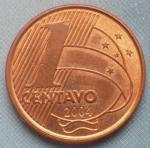 бразильский сентаво 1а