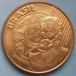 бразильский сентаво 25р