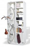 Необычная велосипедная полочка
