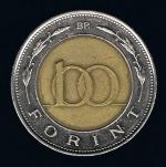 венгерский форинт 100a