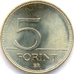 венгерский форинт 5а
