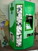 Вендинговый автомат по продаже лекарств