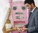 Свадебный автомат – необычный способ закрепить отношения