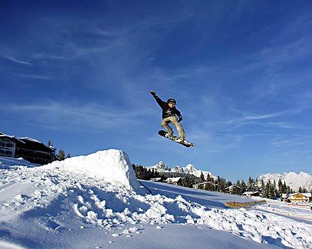 возможен горно-лыжный бизнес в Австрии