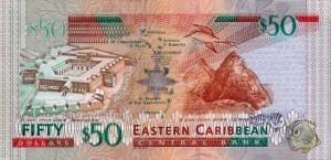 вост-кариб дол 50р