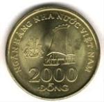 въетнамский донг 2000а