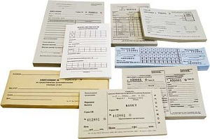 Новый порядок выдачи бланков строгой отчетности