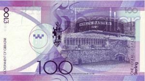 гибралтарский фунт 100р