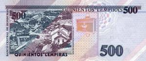 гондурасская лемпира 500р