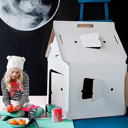 детский домик-игрушка