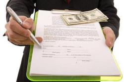 договор перевода долга