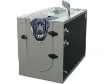 душ для собаки