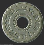египетский пиастр 25a