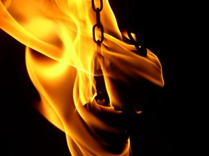 Техника безопасности при работе с огнем