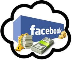 заработок facebook