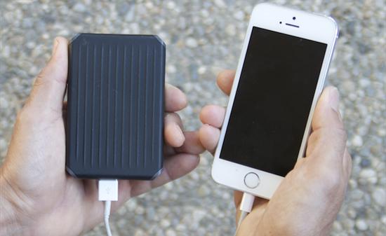 зарядка для телефона, которая работает от энергии солнца