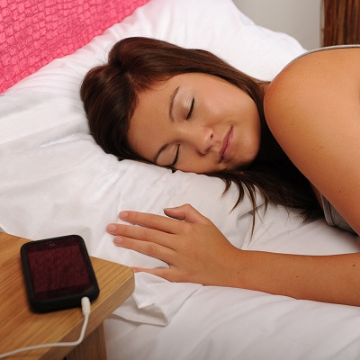 играющая подушка