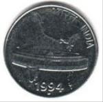 индийский пайс 50p