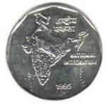 индийский рупий 2p