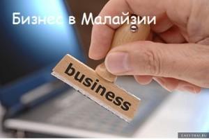 как открыть бизнес в Малайзии