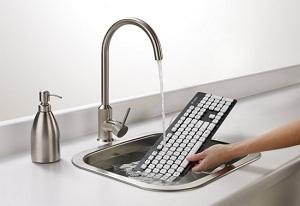клавиатура которая моется
