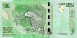 конголезский франк 1000р