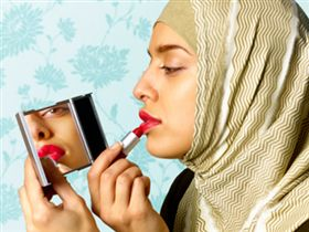 косметика для мусульманок