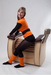 кресло-массажер