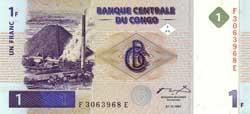 крнголезский франк 1а
