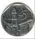 кубинский сентаво 25а
