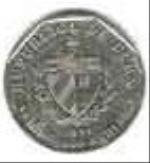 кубинский сентаво 25р