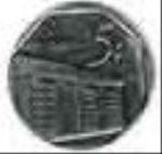 кубинский сентаво 5а