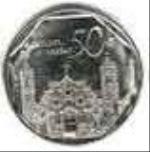 кубинский сентаво 50а