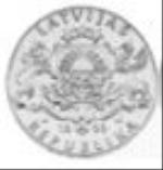 латвийский сантим 200р