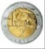 латвийский сантим 500а