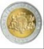 латвийский сантим 500р