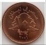 ливанский фунт 100р