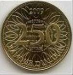 ливанский фунт 250а