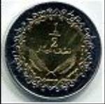 ливийский дирхам 1.4а