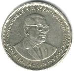 маврикийская рупия 1р