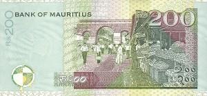маврикийская рупия 200р