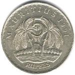 маврикийская рупия 5а