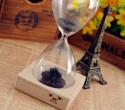 Песочные магнитные часы