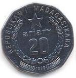мадагаскарский ариари 20а