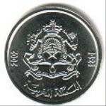 марокканский дирхам 1.2р